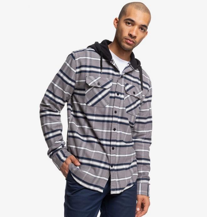 0 Рубашка с длинным рукавом Runnels Черный EDYWT03201 DC Shoes