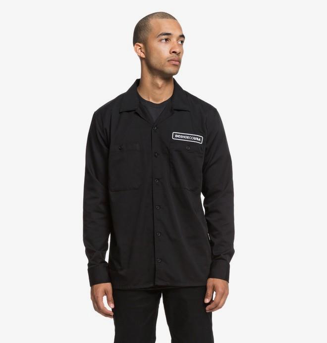 Wasdale - Long Sleeve Workwear Shirt for Men  EDYWT03203