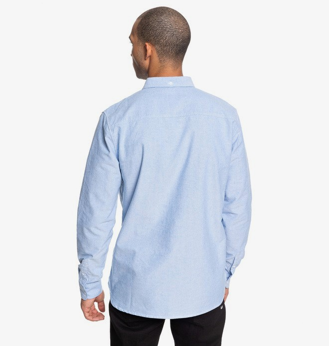 The Oxford - Long Sleeve Shirt for Men  EDYWT03225