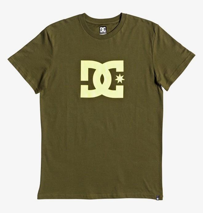 0 Star - T-Shirt for Men Brown EDYZT03900 DC Shoes