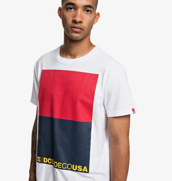 Double Part - T-Shirt for Men  EDYZT03920