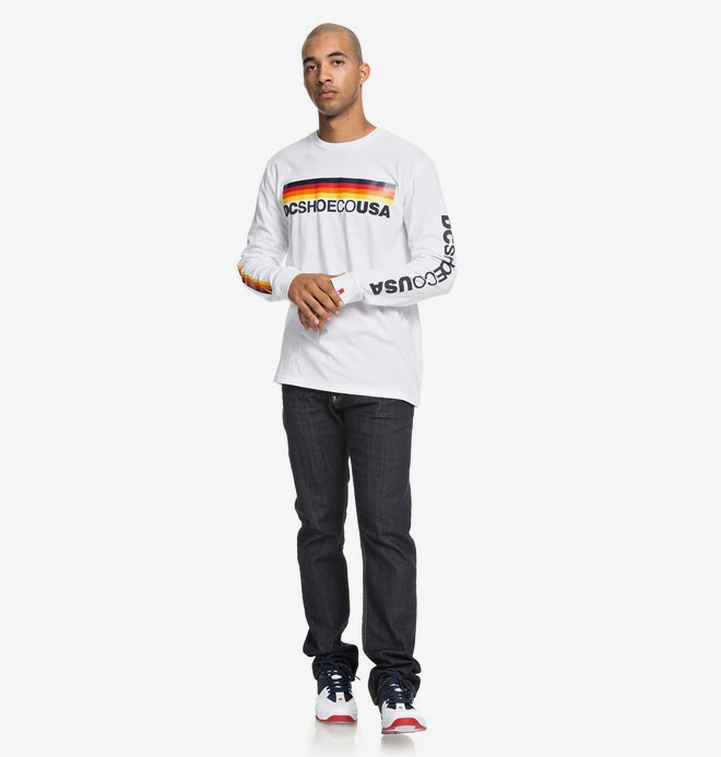 Flag Nine Four - Long Sleeve T-Shirt for Men  EDYZT03927