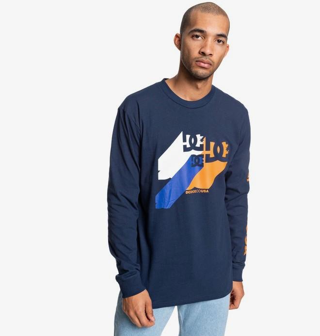 Triple Majestic - Long Sleeve T-Shirt for Men  EDYZT04050