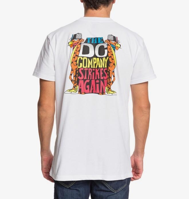 Strikes Again - T-Shirt  EDYZT04089