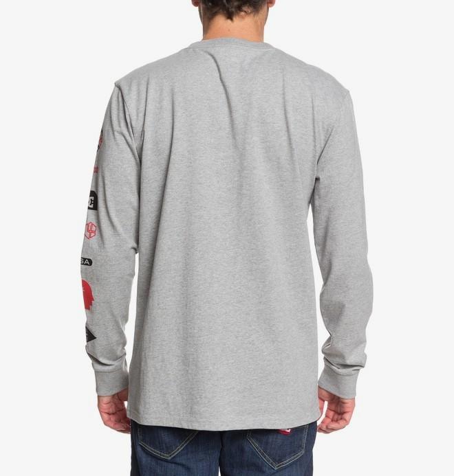 Omnicutt - Long Sleeve T-Shirt  EDYZT04111