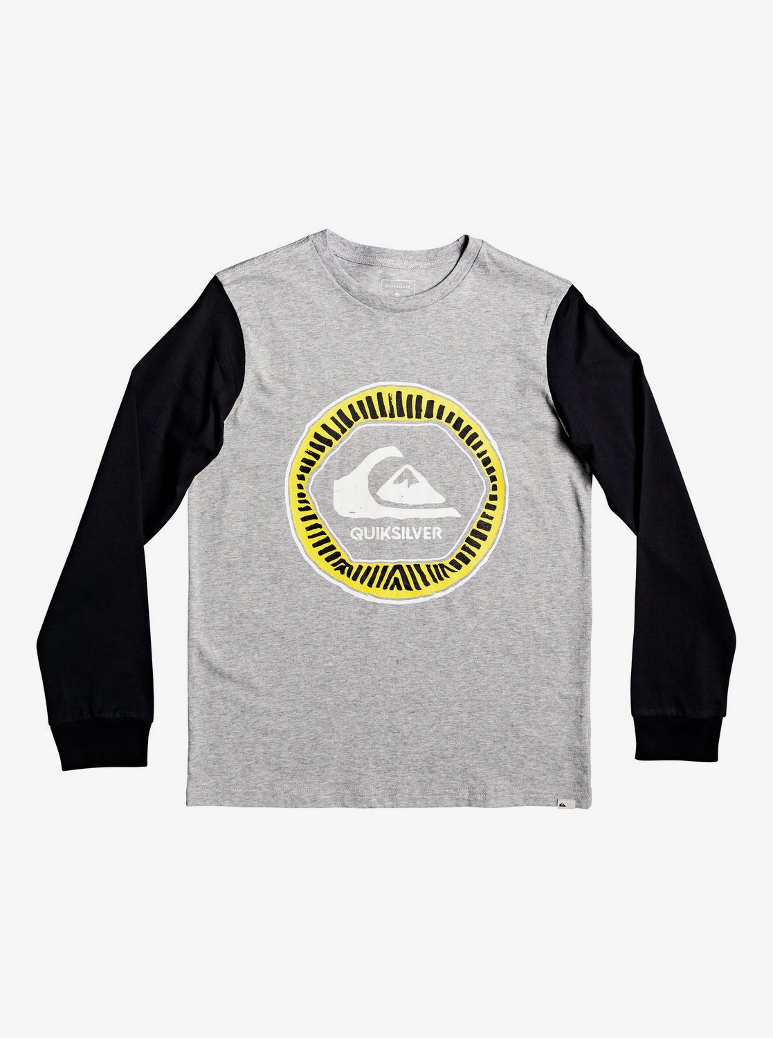 Camiseta Ni/ños QUIKSILVER Heather Wavey Glaze