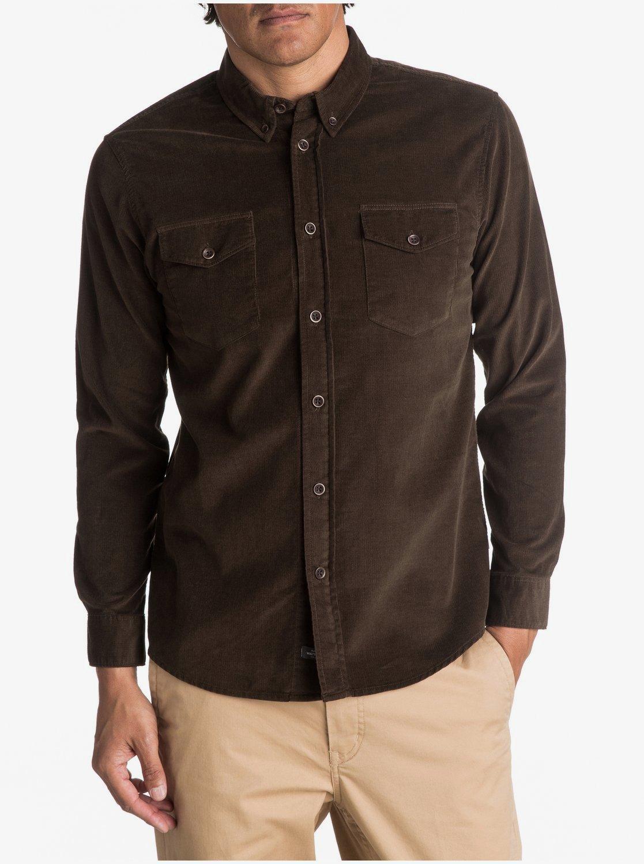 promozione vendita calda ultime versioni Waterman Bells Point - Camicia di velluto a maniche lunghe ...