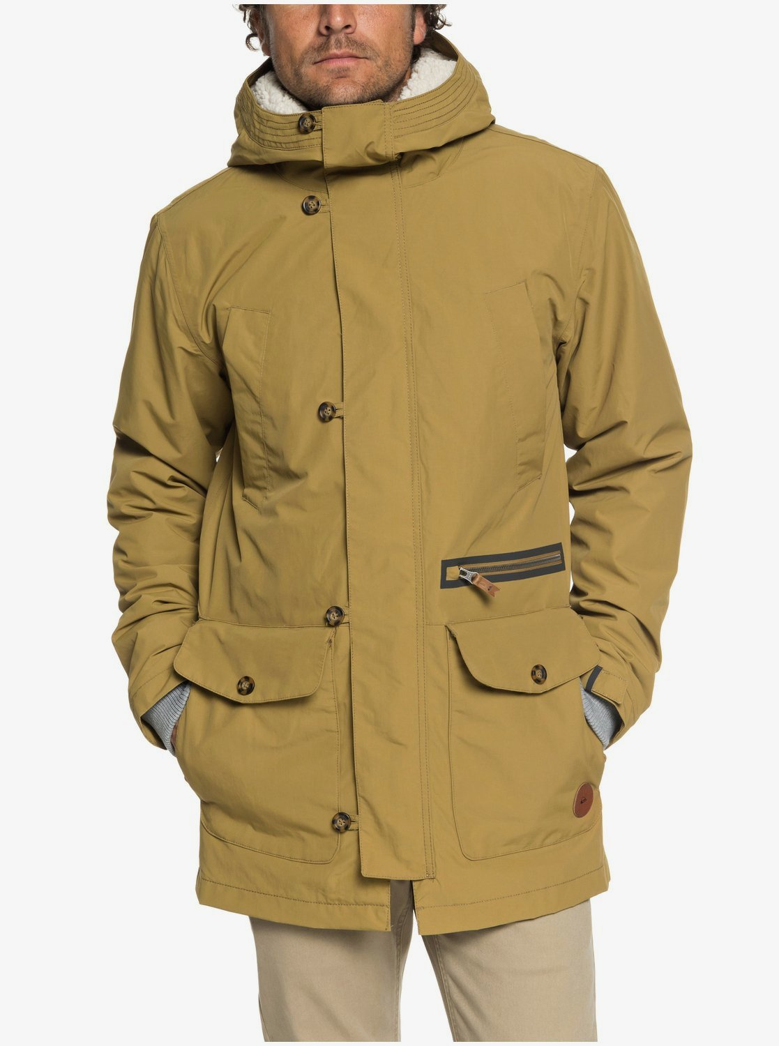 shades of search for original beautiful style Sedona - Waterproof 3-In-1 Parka Jacket for Men