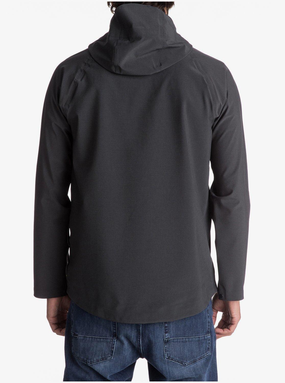 Mokoreta Wasserabweisende, funktionelle Pullover Jacke für