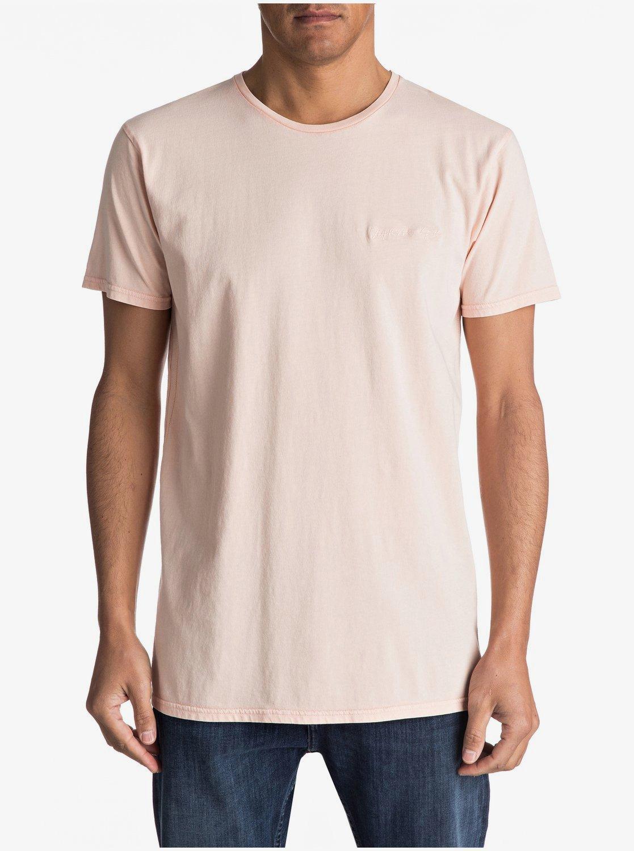 Quiksilver Acid Sun T-Shirt Mens T-Shirts Orange