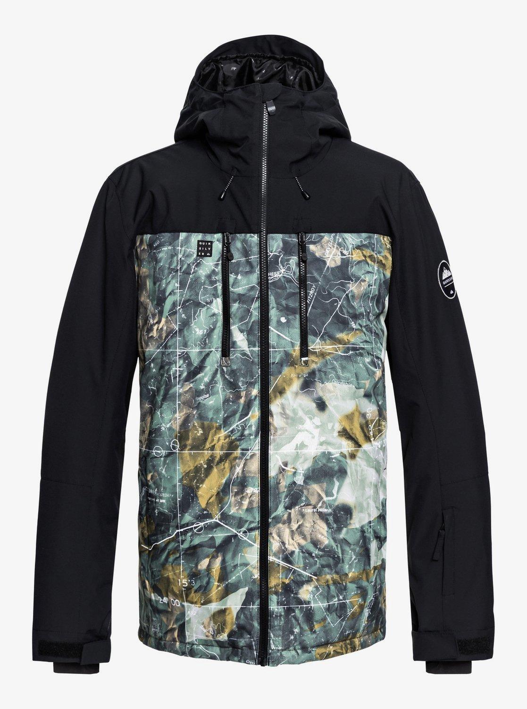 Mission Block - Snow Jacket for Men  EQYTJ03187