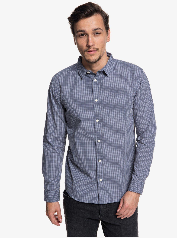 the latest dede2 e323b Everyday Check - Langarm-Hemd für Männer