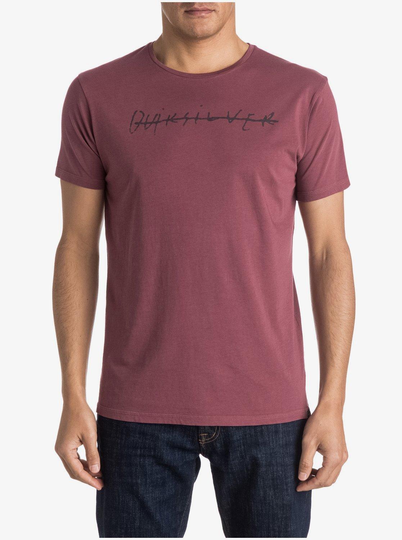 Logo Quik Signature T Shirt