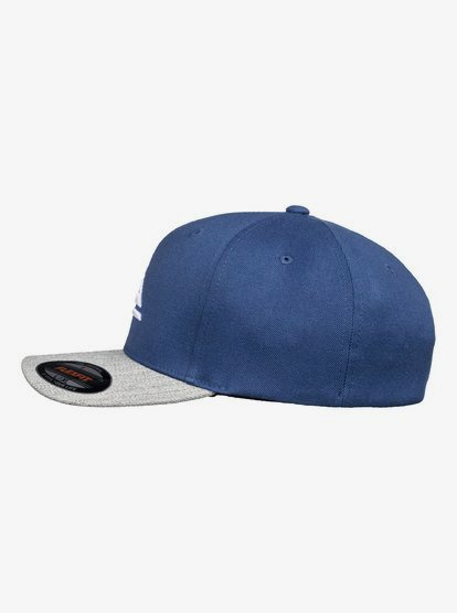 New Quiksilver Men/'s Mountain And Wave Flex Cap Hat