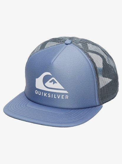 Quiksilver Herren Snapback Foamslayer-Cap one Size