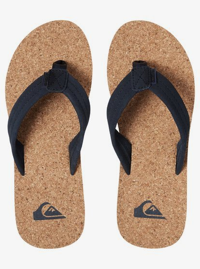 Carver Cork Leather Sandals for Men