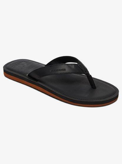 Quiksilver Mens Molokai Nubuck Ii Sandal