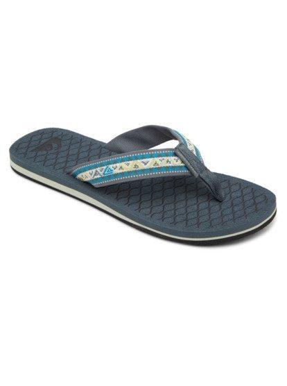 Quiksilver Mens Hillcrest 3 Point Sandal Flip-Flop