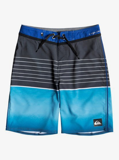 Quiksilver Big Boys Highline Slab Youth 18 Boardshort Swim Trunk