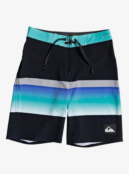 Quiksilver Boys Big Highline Massive Youth 18 Boardshort Swim Trunk