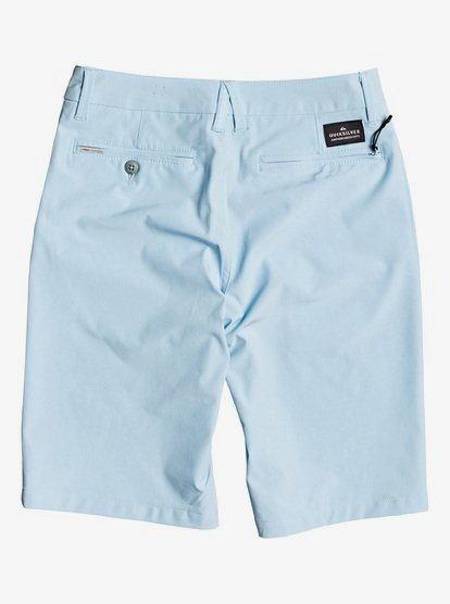 Quiksilver Boys Union Heather Amphibian Youth Short