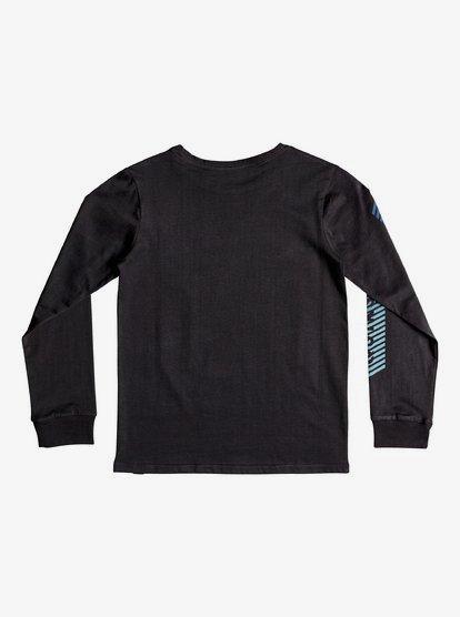 Boy/'s Big Youth Quiksilver Long Sleeve Cotton Shirt