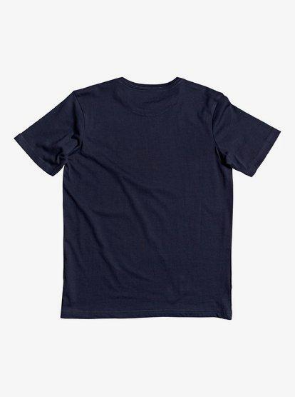 Quiksilver Boys Distant Fortune-T-Shirt 8-16