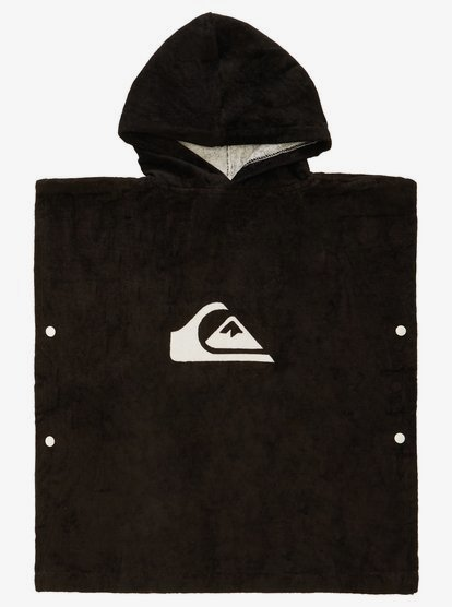 Quiksilver Minipack Surf Poncho Beach Glass