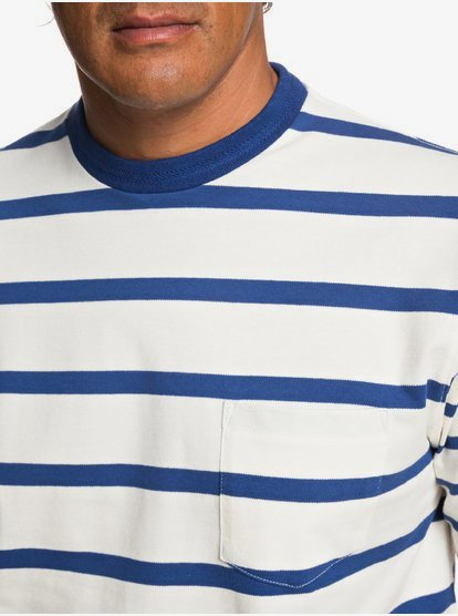Quiksilver Mens Sea Fight Hood Polo Shirt