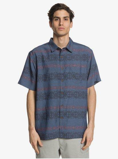 Quiksilver Waterman Mens Tapa Button Down Shirt