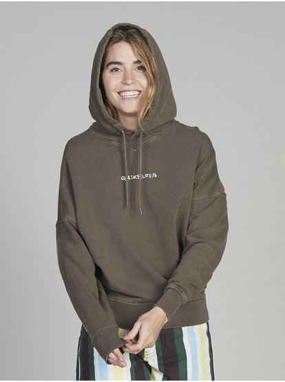 Quiksilver Womens Boxy Hoodie