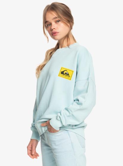 Sweat-shirt /à capuche Quiksilver EQBSF03007 Hod Gar/çon