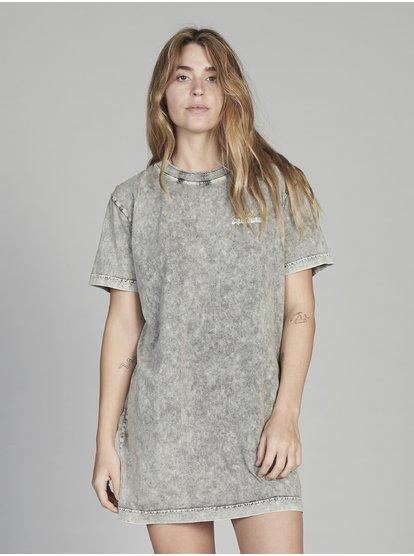 Quiksilver Womens - Short Sleeve T-Shirt Dress for Women ...
