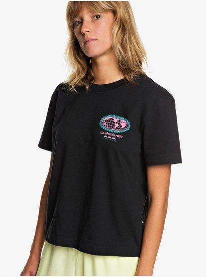 t shirt quiksilver femme
