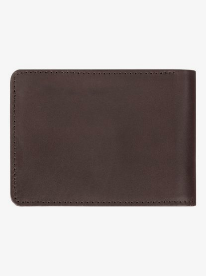 Element Men/'s Mode Leather Wallet Brown