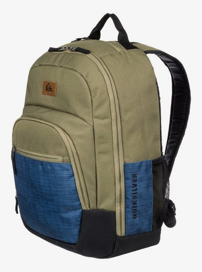 Quiksilver Mens Schoolie Cooler Ii Backpack