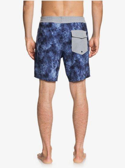 Baja Acid 18 Pantalones Cortos De Playa Para Hombre Eqybs04023 Quiksilver