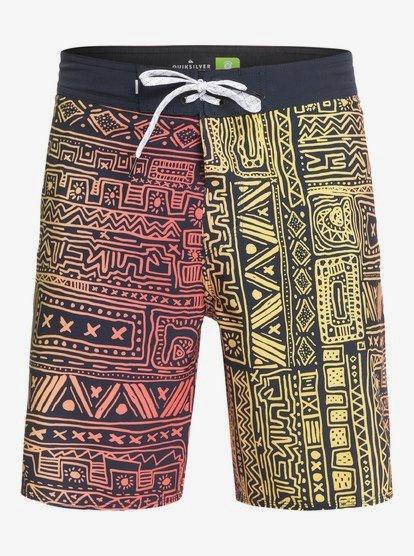 Board Shorts Boardshorts Quiksilver Mens Highline Voodoo 19