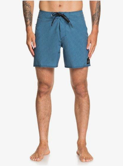 퀵실버 Quiksilver Highline Kaimana 16 Boardshorts 192504853432,MAJOLICA BLUE bsm0