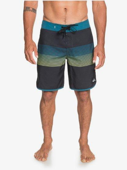 Quiksilver Mens Everyday Grass Roots 19 Boardshort Swim Trunk