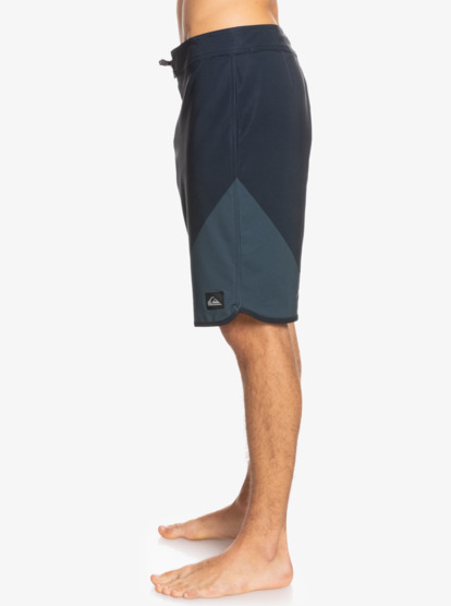 Quiksilver New Wave 20 Herren Bade Shorts EQYBS03237KVJ6