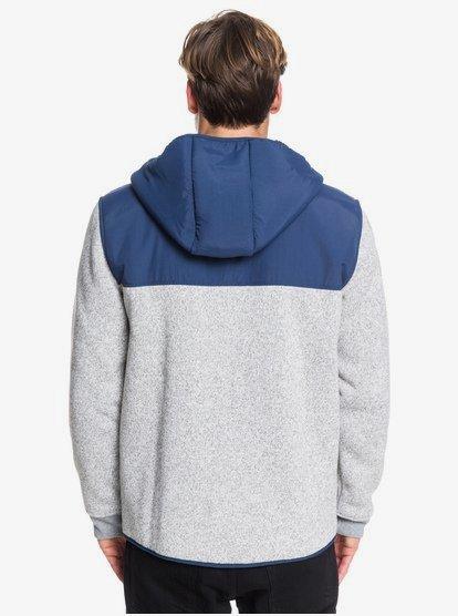 Blue Ocean Big and Tall Hooded Fleece