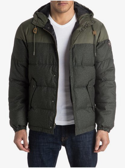 Quiksilver Boys Woolmore Youth Jacket