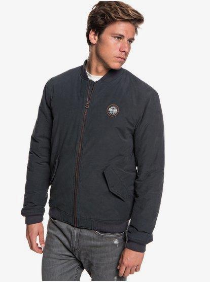 Quiksilver Mens HAKATA Bay Zip UP Jacket