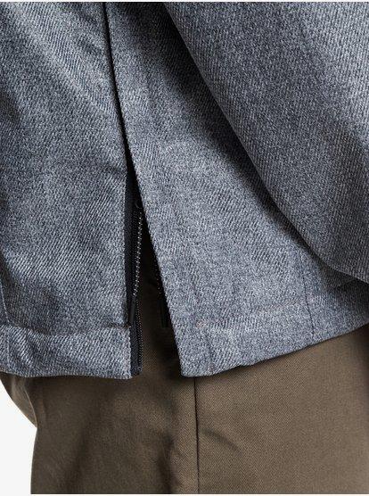 Tazawa 5K Hooded Water Resistant Anorak for Men EQYJK03527