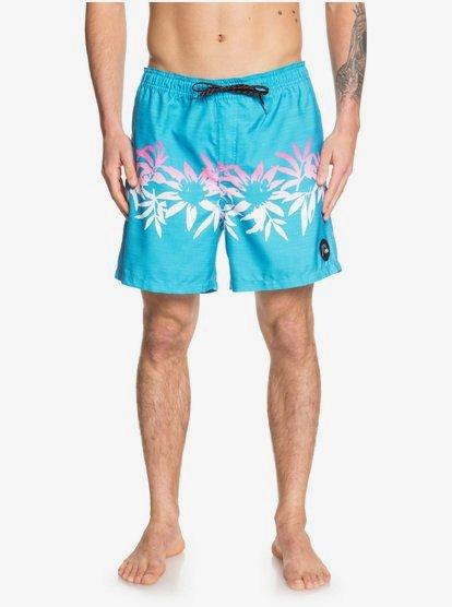 Quiksilver Mens Voodoo Volley 17 Nb Swim Shorts