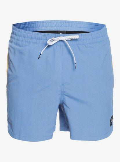 Azul Quiksilver Dredge 17-Short De Nataci/ón para Hombre Traje de Ba/ño M bmm6 Blithe