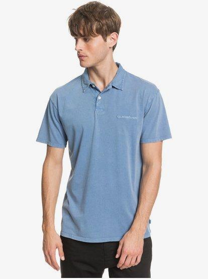 Acid Sun - Short Sleeve Polo Shirt EQYKT03967 | Quiksilver