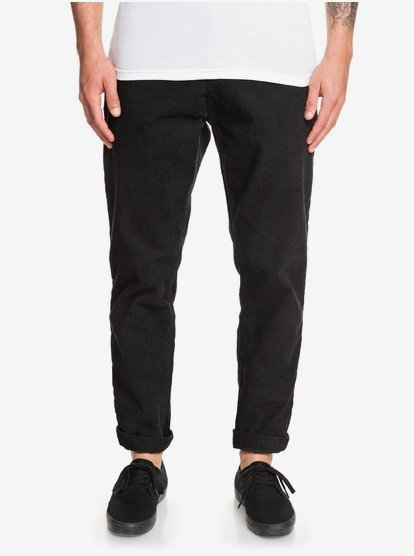 Disaray Tapered Corduroy Pants Eqynp03172 Quiksilver