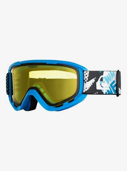 Quiksilver Sherpa-M/áscara para Snowboard//Esqu/í para Hombre